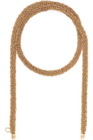 EMANUELE BICOCCHI Hæklet halskæde