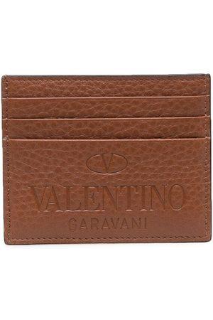 VALENTINO GARAVANI Mænd Punge - Kortholder med præget logo