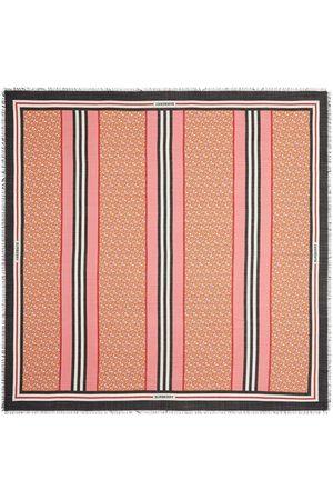 Burberry Icon-stribet tørklæde