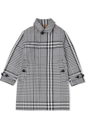 Burberry Drenge Frakker - Vendbar frakke