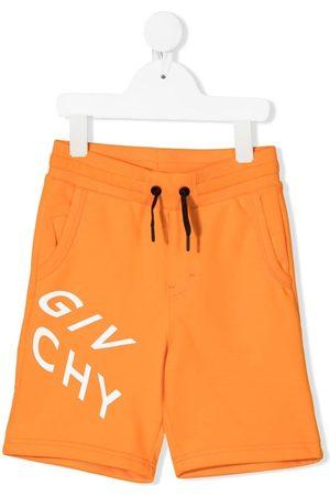 Givenchy Shorts med snoretræk og logotryk