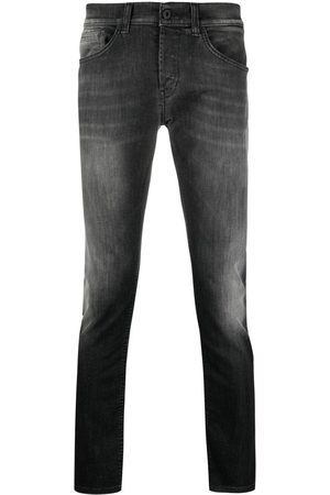 Dondup Stenvaskede bootcut-jeans