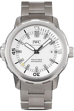 IWC SCHAFFHAUSEN Pre-owned Aquatimer 42mm ur fra 2015