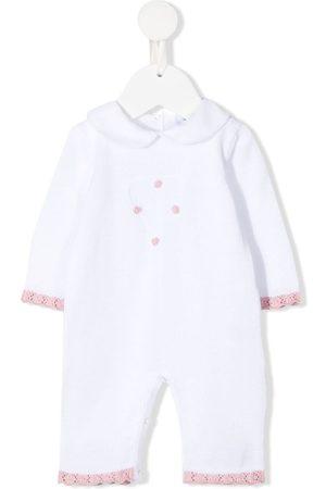 SIOLA Pyjamas med broderet detalje