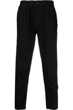 OFF-WHITE Højtaljede jeans med lige ben
