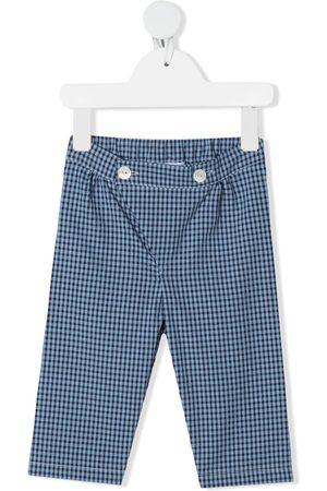SIOLA Gingham-ternede bukser
