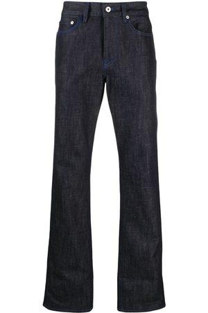 MARCELO BURLON Jeans med lige ben og logo