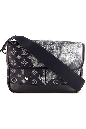 LOUIS VUITTON Pre-owned Limited Edition Chapman Brothers skuldertaske fra 2017