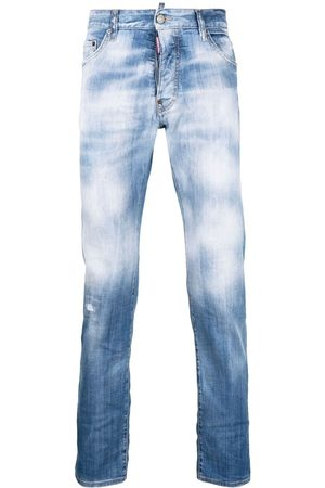 Dsquared2 Mænd Slim - Stenvaskede Cool Guy jeans