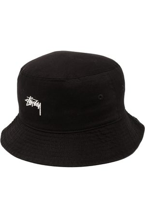 STUSSY Stock cotton bucket hat