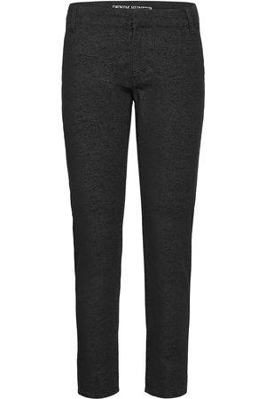 Denim Hunter Sandy Velvet 7/8 Custom Slim Jeans