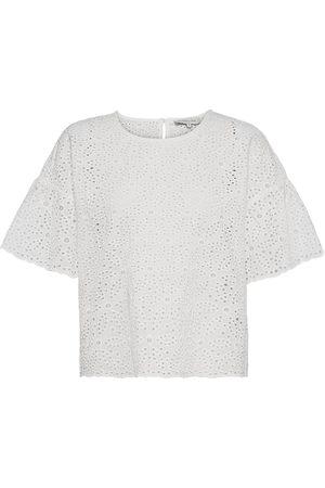 By Malina Kvinder Kortærmede - Callie Blouse Blouses Short-sleeved