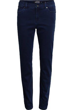 Jensen Kvinder Jeans - Jeans Jill - Blue - 78 cm / 36