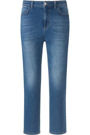 DAY.LIKE Kvinder Slim - Ankellange Slim Fit-jeans Fra denim