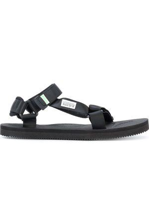 SUICOKE Sandaler - Sandaler i satin