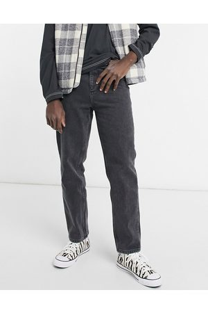 ASOS Højtaljede skinny-jeans i vasket