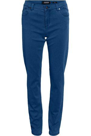 Jensen Kvinder Jeans - Jeans Jill - Blue Sky - 82 cm / 46