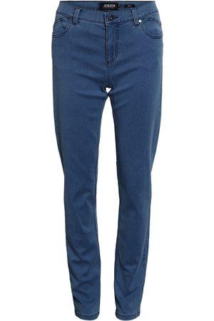 Jensen Kvinder Jeans - Jeans Jill - Light Blue Sky - 82 cm / 44