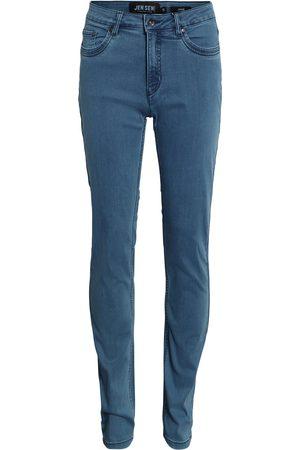 Jensen Kvinder Jeans - Jeans Jane - Light Blue Sky - 82 cm / 34