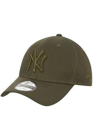 New Era Kasketter - Kasket - 940 - New York Yankees - Armygrøn