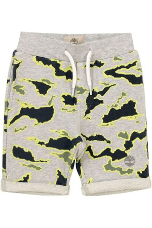 Timberland Shorts - Shorts - Ecosystem - Gråmeleret m. Camouflage