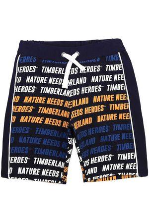 Timberland Shorts - Cutpasted - Navy m. Tekst