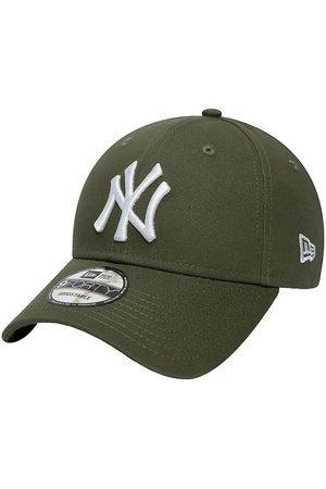 New Era Kasket - 940 - New York Yankees - Armygrøn
