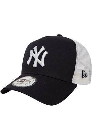 New Era Kasketter - Kasket - Clean Trucker 2 - New York Yankees - Navy