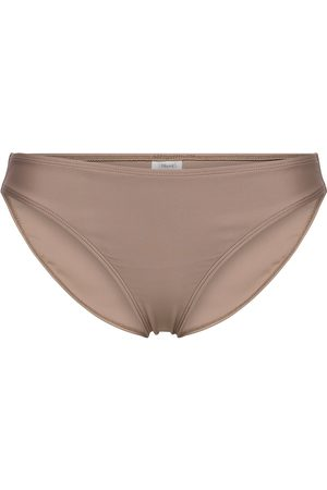 Filippa K Shiny Bikini Brief Bikinitrusser Beige