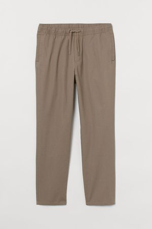 H&M Mænd Chinos - Bomuldschinos