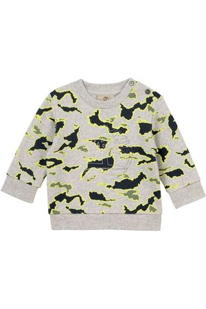 Timberland Sweatshirt - Ecosystem - Gråmeleret m. Camouflage