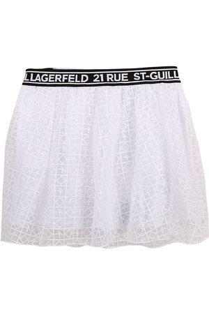 Karl Lagerfeld Nederdel - Organic Vision - m. Logoer