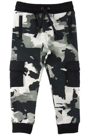 Dolce & Gabbana Joggingbukser - Sweatpants - /Grå Camo