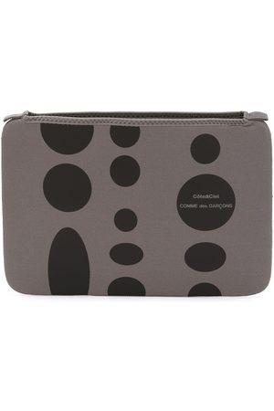 Comme Des Garçons Wallet Tablet Covers - Comme des Garçons x Côte&Ciel polka dot iPad case