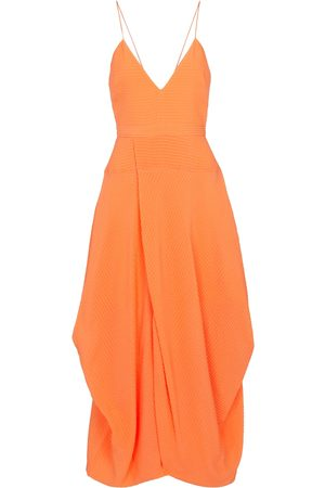 Stella McCartney Kvinder Maxikjoler - Jenna silk midi dress
