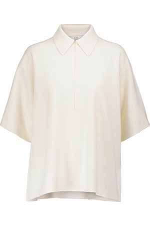 CO Kvinder Poloer - Merino wool polo shirt