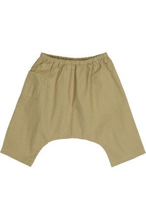 Caramel Bukser - Baby Fluke cotton pants