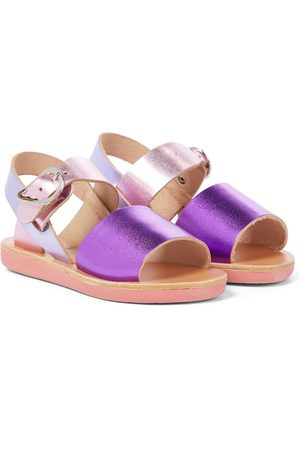 Ancient Greek Sandals Piger Sandaler - Little Kaliroi Soft leather sandals