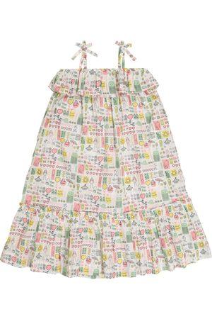 BONPOINT Kvinder Mønstrede kjoler - Samantha printed cotton dress