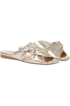 Jimmy Choo Narisa leather sandals