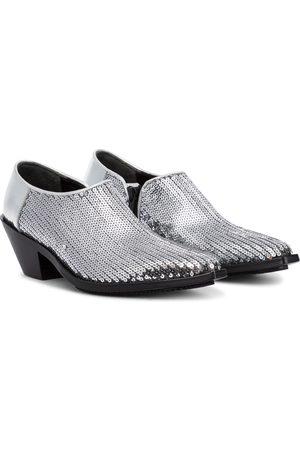 JUNYA WATANABE Kvinder Ankelstøvler - Sequined ankle boots