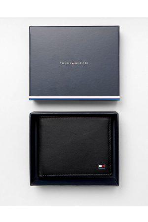 Tommy Hilfiger Tegnebog i læder i smalt billfold design fra Eton