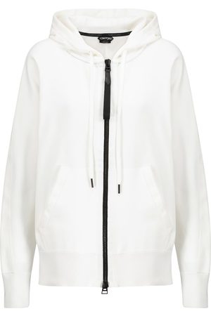 Tom Ford Zip-through technical hoodie
