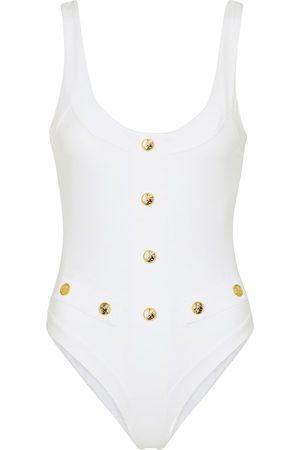 Caroline Constas Sailor swimsuit