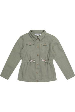 Tartine Et Chocolat Linen jacket