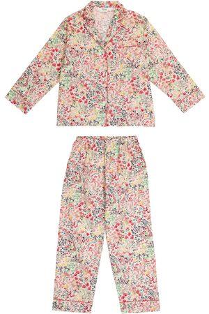 BONPOINT Dormeur Liberty floral cotton pajamas