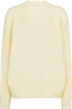 Max Mara Leisure Frine cotton jersey sweatshirt