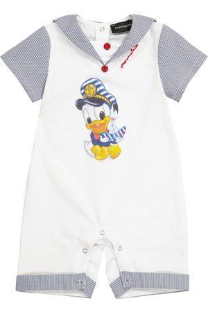MONNALISA X Disney® Baby cotton jersey onesie