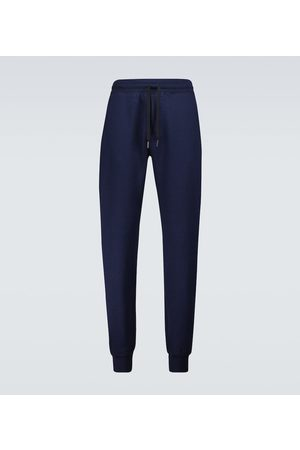 Tom Ford Cotton-cashmere sweatpants