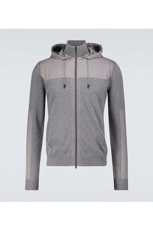 HERNO Superlight cotton bomber jacket